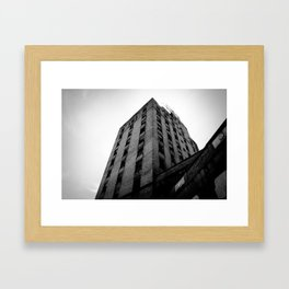 Mcartney hotel Framed Art Print