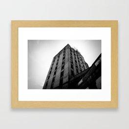 Mcartney hotel Framed Art Print