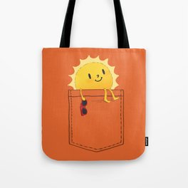 Pocketful of sunshine Tote Bag