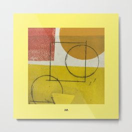 APA 001 Metal Print