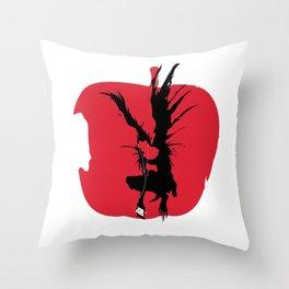 Death Note Ryuki Throw Pillow