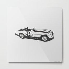 Mercedes SLR 300 Metal Print