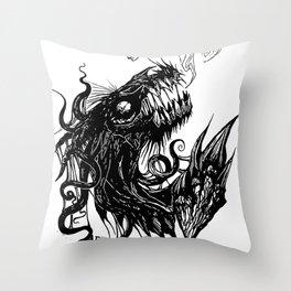 Cornchip Throw Pillow