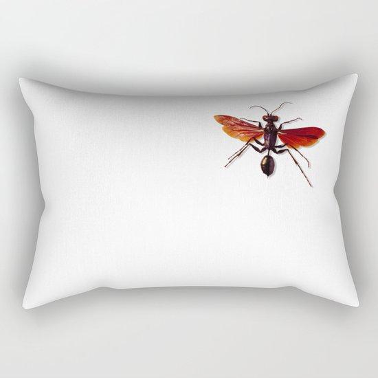 Insect Rectangular Pillow