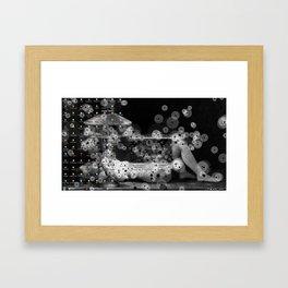 Desktop Framed Art Print