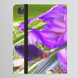 In Honor Of An Amazing Father: My Dad's Iris iPad Folio Case