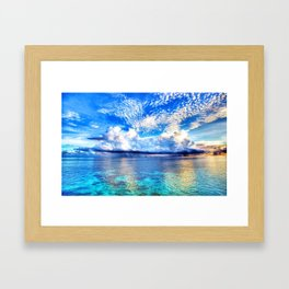 Fiji Islands  Framed Art Print