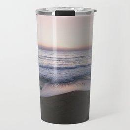 California sunset Travel Mug