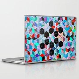 CUBE FUN Laptop & iPad Skin