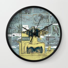 ПОЧТА ( Post ) Wall Clock