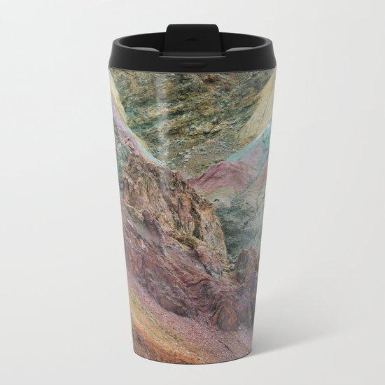 Calico Mountains Metal Travel Mug