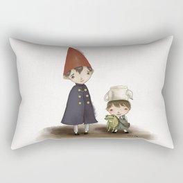 Wirt and Greg  Rectangular Pillow
