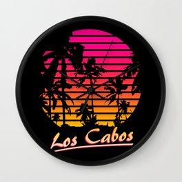 Los Cabos Wall Clock