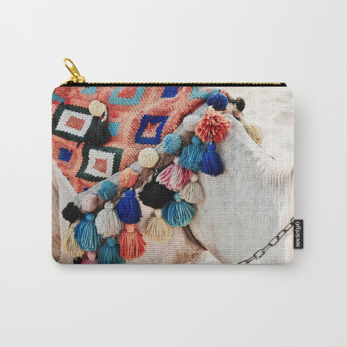EGYPTIAN CAMEL Carry-All Pouch