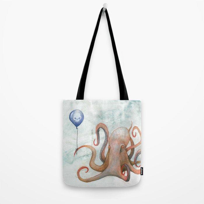 doom balloon Tote Bag