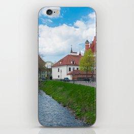 Vilnius iPhone Skin