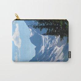 Alpine Blues pt 2 Carry-All Pouch