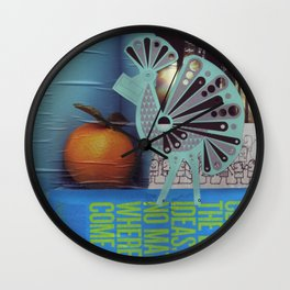 The Best Ideas Wall Clock