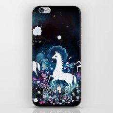 under stars iPhone & iPod Skin