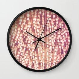 Glitz Wall Clock