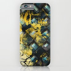 Abstract Thinking Remix iPhone 6s Slim Case