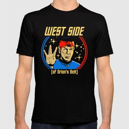 West Side - Spock T-shirt