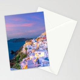 Santorini 05 Stationery Cards
