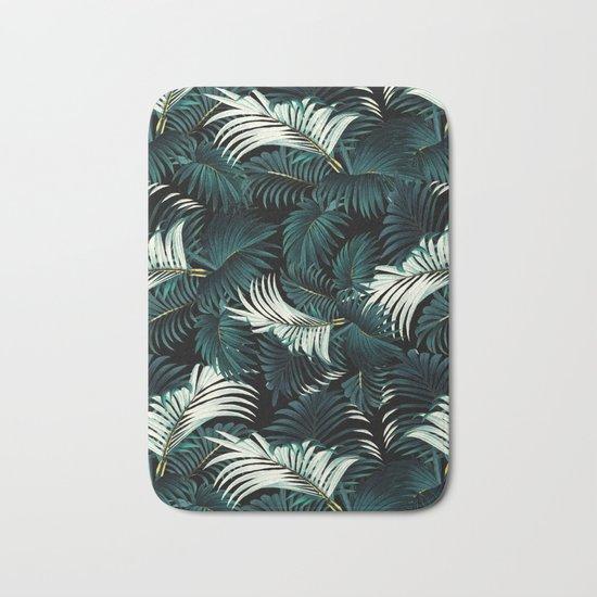 TROPICAL JUNGLE - Night Bath Mat