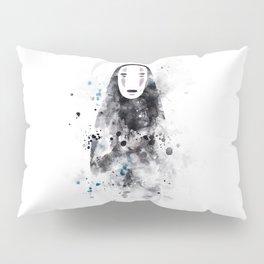 No Face Pillow Sham