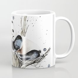 Panda in the Tree Coffee Mug