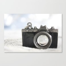 little camera Canvas Print