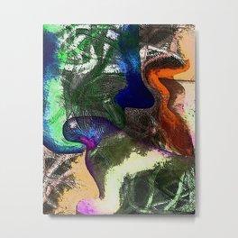 Varient Effects Metal Print