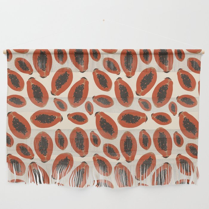 Papaya fruit Wall Hanging