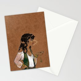 Clairvoyant Stationery Cards