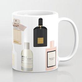 Perfume Shelf Coffee Mug