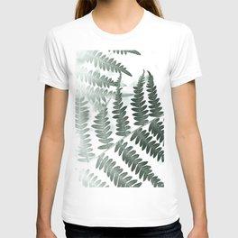 Fern Textures T-shirt