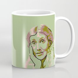 Virginia Woolf Coffee Mug