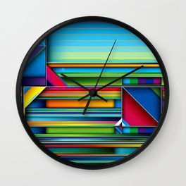 Z Series 119 Wall Clock