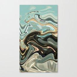 Sky Warp Canvas Print