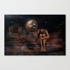 Save our World 15 Canvas Print