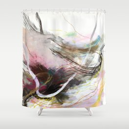 Day 90 Shower Curtain