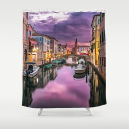 Italy 07 Shower Curtain
