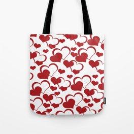 Valentines Pattern  Tote Bag