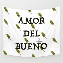 Amor Del Bueno Wall Tapestry