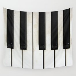 Lost melodies Wall Tapestry