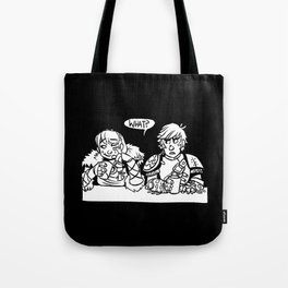 Honey and The Hatchet Tote Bag