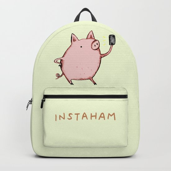Instaham Backpack