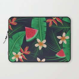 Tropical Watermelon Laptop Sleeve