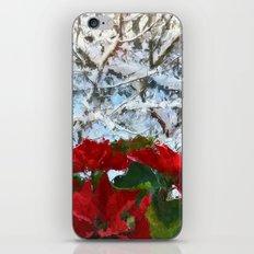 mood for Xmas iPhone & iPod Skin