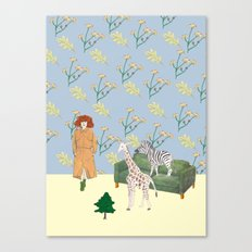livingroom Canvas Print